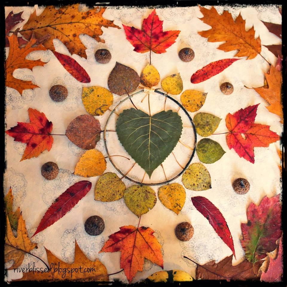 Mandala D'automne
